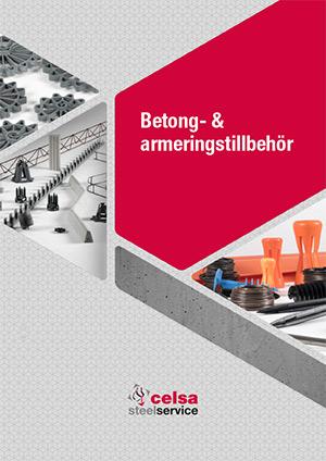 Produktsortiment, armeringstillbehör, distanslinjal, betonglinjal,COMAX, förtagningslåda, formstag, distansstöd