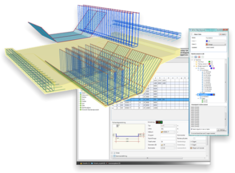 Tekla-integration
