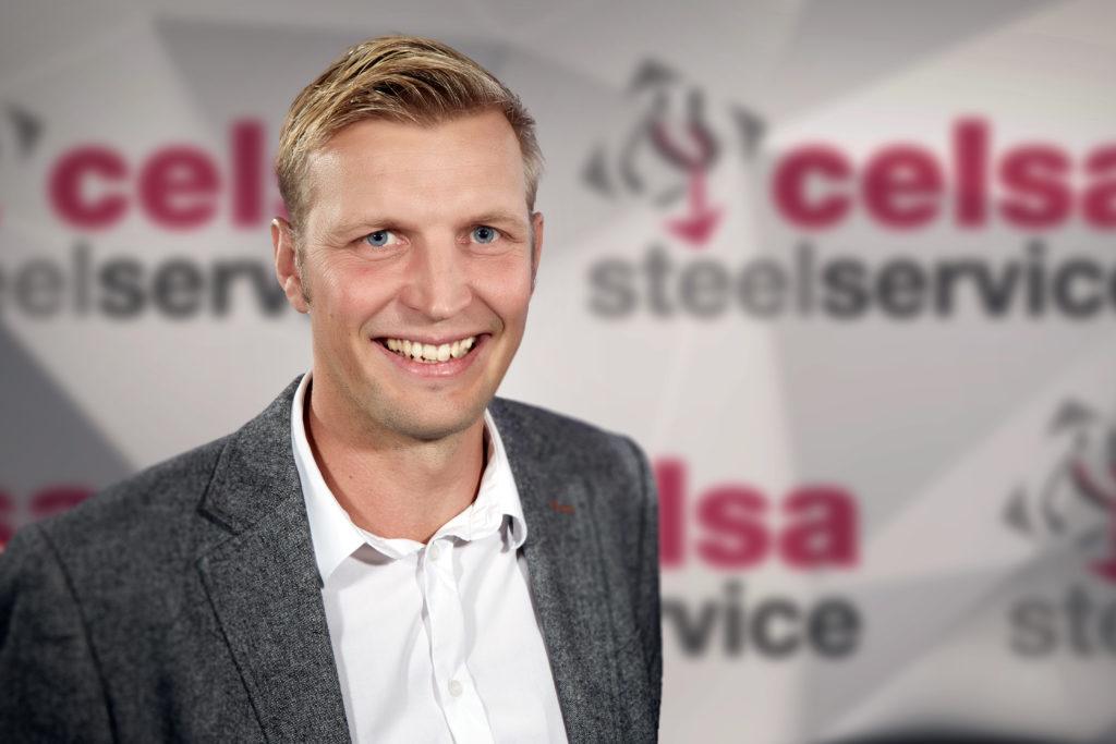 Magnus Lundgren, Celsa Steel Service