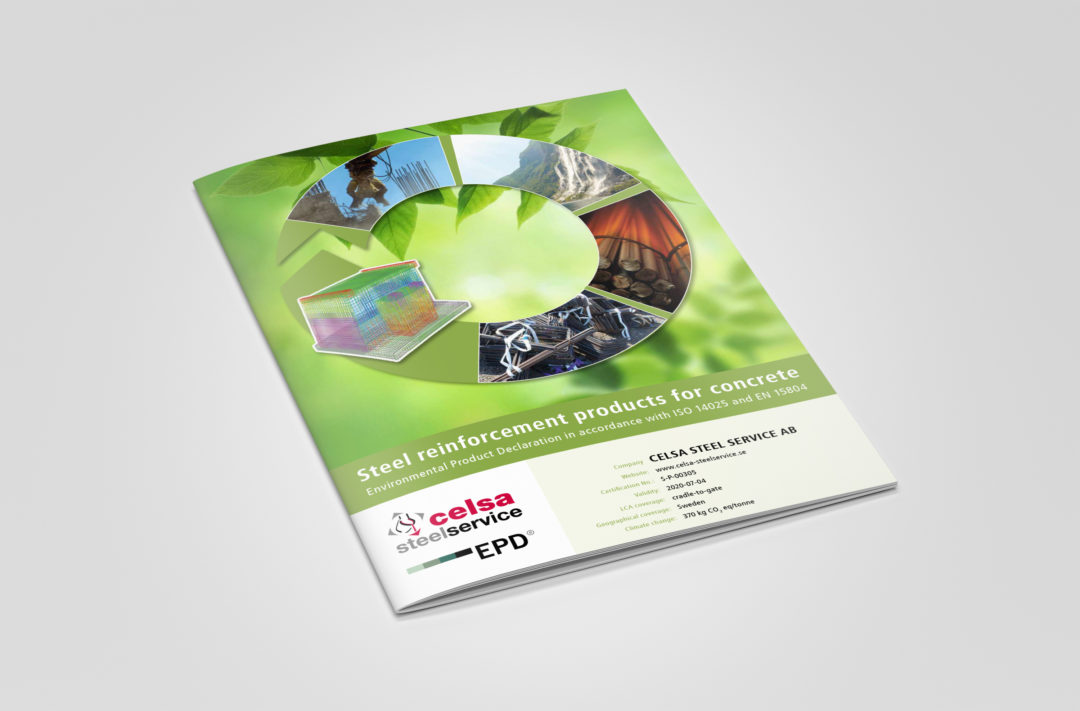 Miljö armering - broschyr