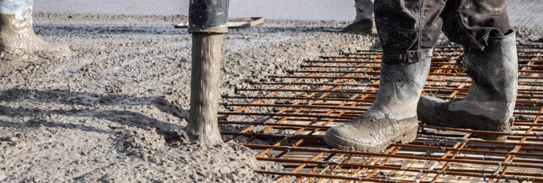 Armering med betong